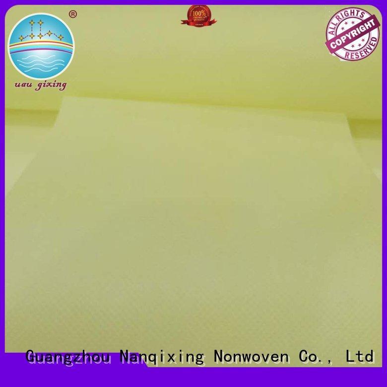 Nanqixing woven Non Woven Material Suppliers good fabric