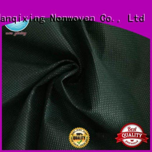 calendered quality designs pp Nanqixing Non Woven Material Wholesale