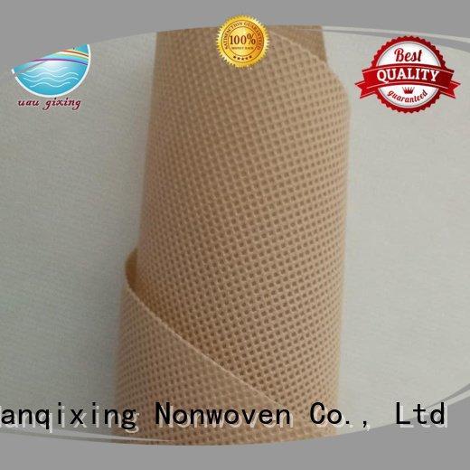 Nanqixing Brand factory textile Non Woven Material Wholesale printing nonwoven