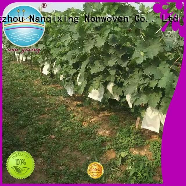Quality Nanqixing Brand best price weed control fabric spunbond fabric
