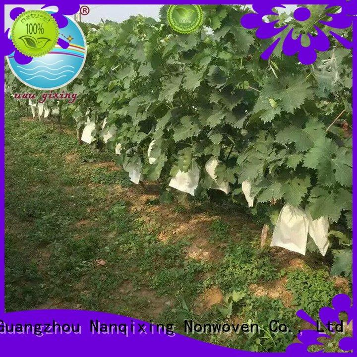 Nanqixing best price weed control fabric durable agriculture greenhouse plant