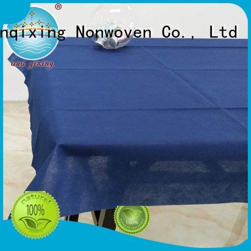 fabric hotels cloth non woven tablecloth Nanqixing
