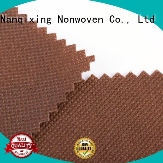 customized hygiene Nanqixing Brand Non Woven Material Wholesale factory