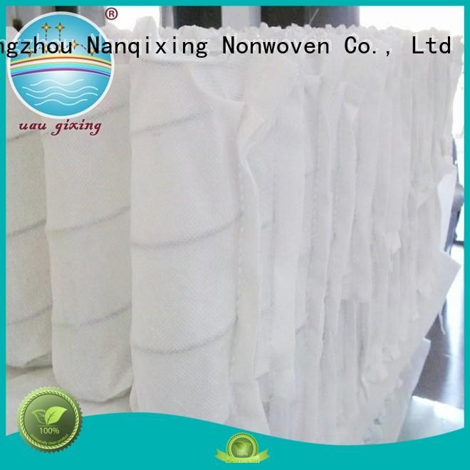 Nanqixing Brand nonwoven high non woven fabric products furnishings