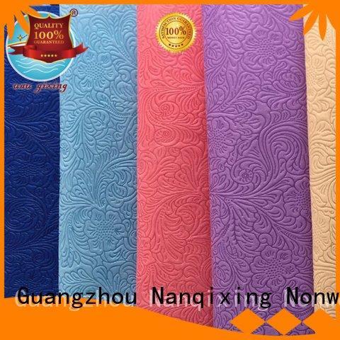 Nanqixing Brand polypropylene Non Woven Material Wholesale non pp