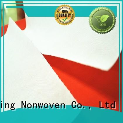 Nanqixing waterproof Non Woven Polypropylene Fabric Wholesale directly sale for packaging