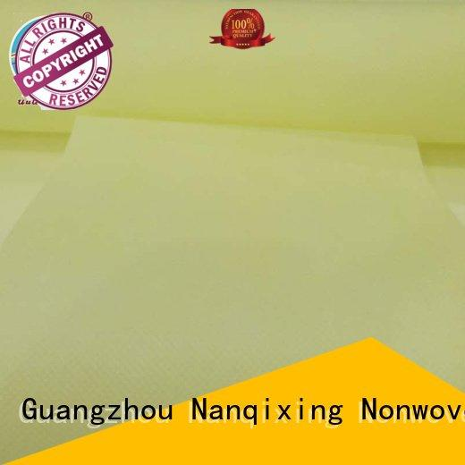 Custom woven Non Woven Material Suppliers spunbond Non Woven Material Wholesale