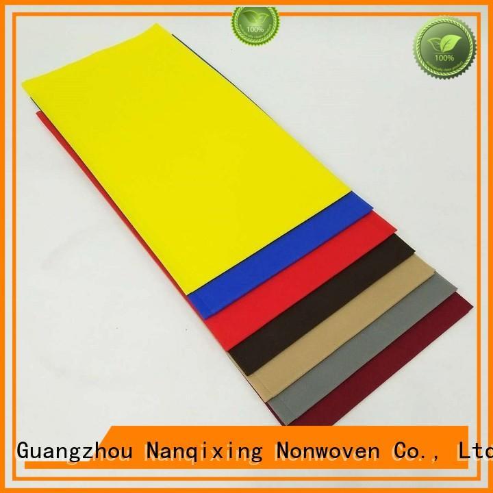 non woven fabric for sale restaurants fabric beautiful Warranty Nanqixing