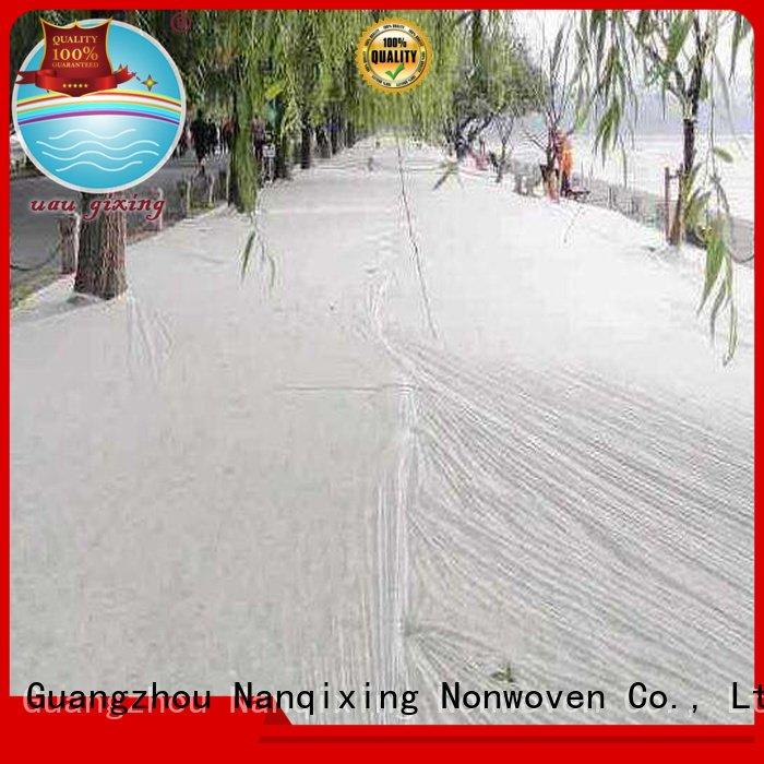 best price weed control fabric weed spunbond OEM best weed control fabric Nanqixing