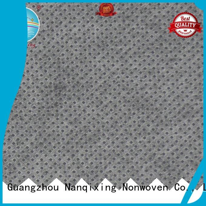 good applications Nanqixing Non Woven Material Wholesale