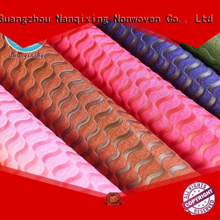 Non Woven Material Wholesale quality Nanqixing Brand Non Woven Material Suppliers