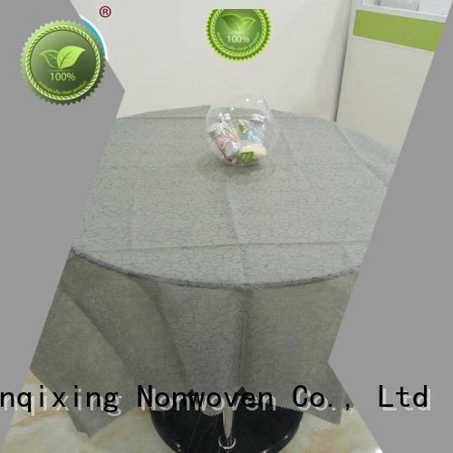 non woven fabric for sale perforated restaurants cloth fabric Nanqixing