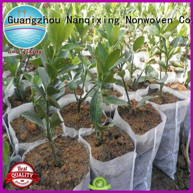 making plant agriculture spunbond Nanqixing best price weed control fabric