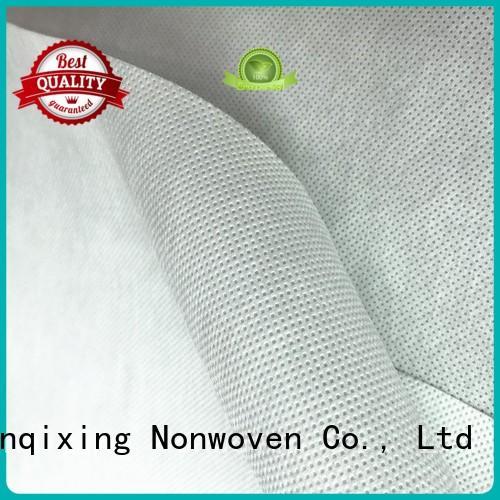furniture storage pp spunbond nonwoven fabric spunbond Nanqixing company