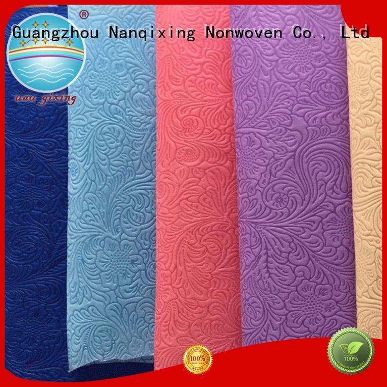 designs usage Non Woven Material Wholesale Nanqixing