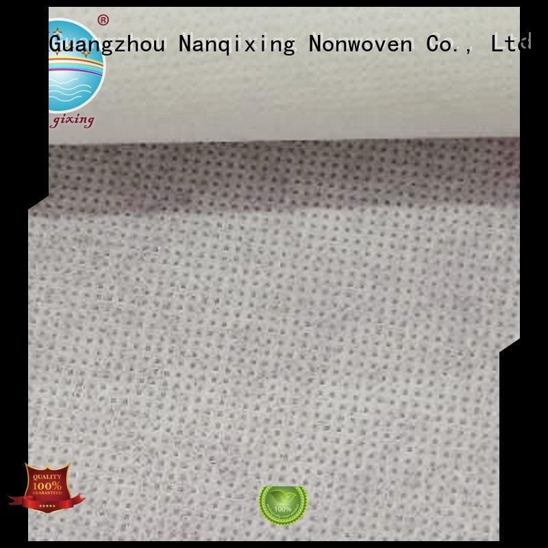 Nanqixing Brand fabric tensile customized Non Woven Material Wholesale