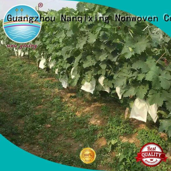 mat cover ecofriendly black Nanqixing best price weed control fabric