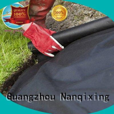 Nanqixing Brand making best price weed control fabric fabric vegetables