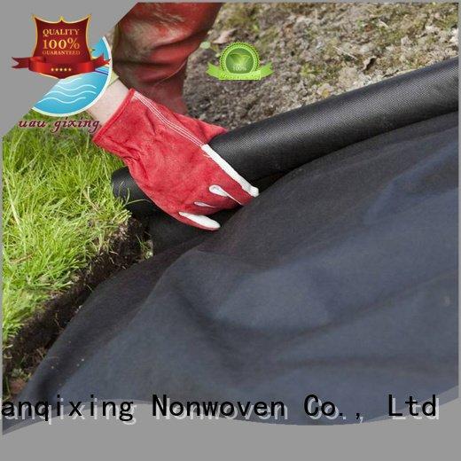 best price weed control fabric antiuv weed OEM best weed control fabric Nanqixing