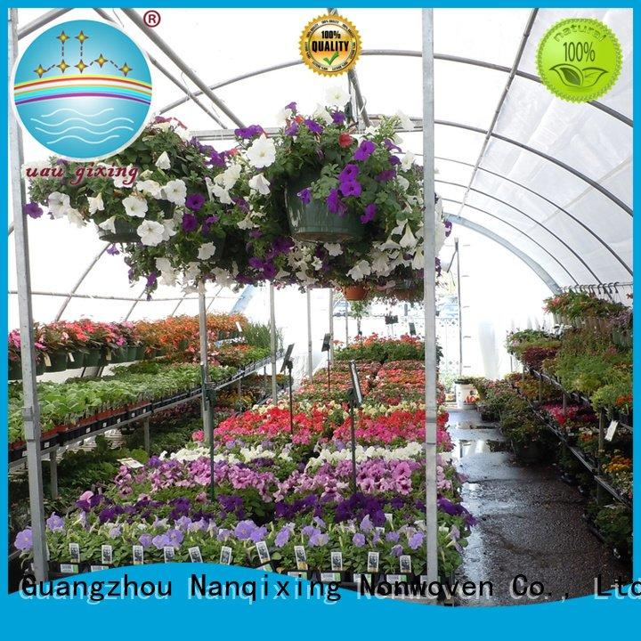 best price weed control fabric spunbond agriculture Nanqixing Brand