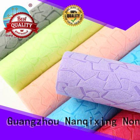 Nanqixing Non Woven Material Wholesale polypropylene calendered good