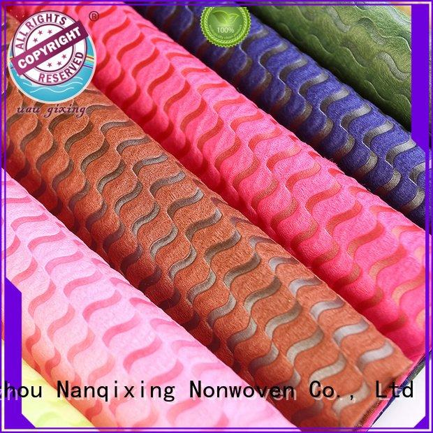 usages Non Woven Material Suppliers medical customized Nanqixing