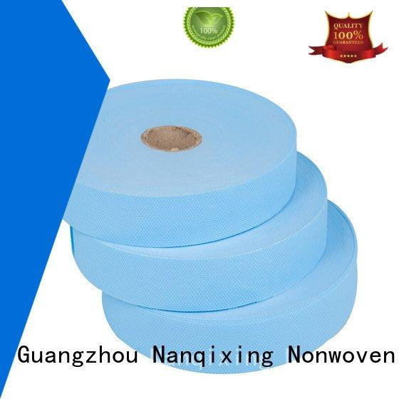 Nanqixing Brand non laminated non woven fabric manufacturer fabric used