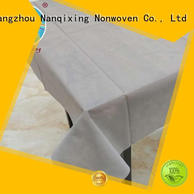 non woven fabric for sale various cloth customized Nanqixing Brand company