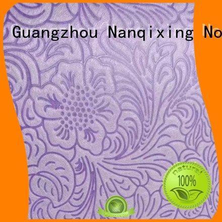 Non Woven Material Wholesale factory Nanqixing Brand