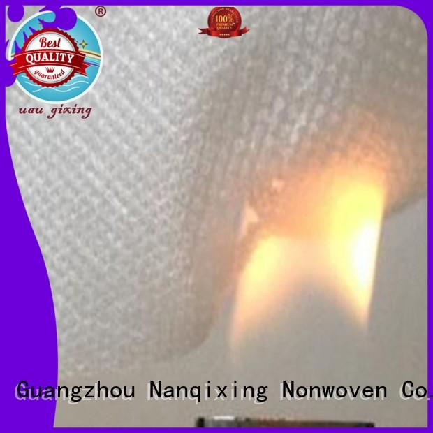 nonwoven tensile non woven fabric products Nanqixing manufacture
