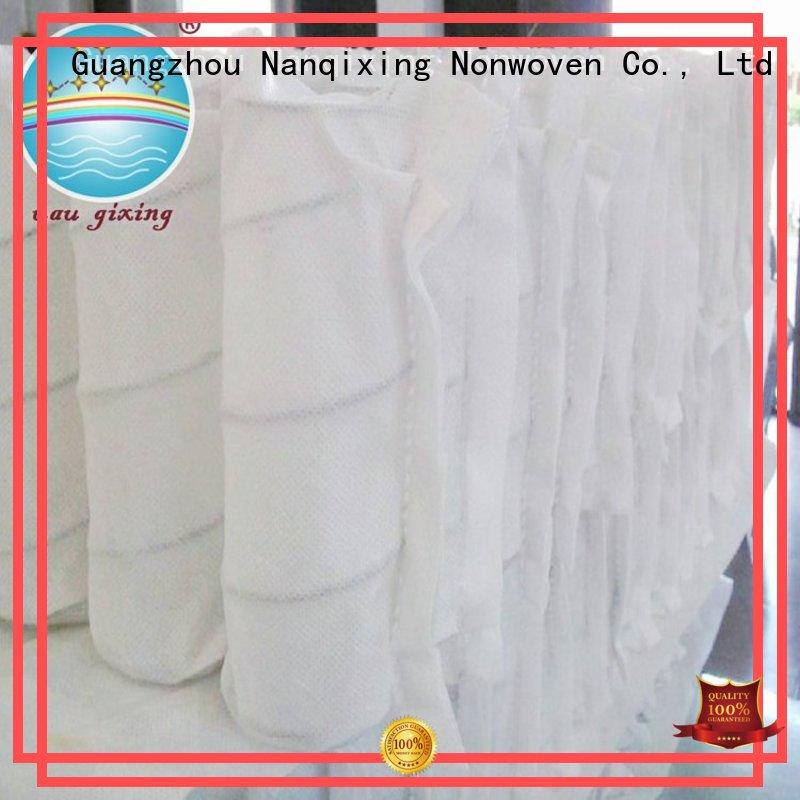 furniture storage pp spunbond nonwoven fabric upholstery pp Nanqixing company