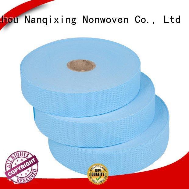 Nanqixing non woven fabric bags nonwoven woven pp spunbond