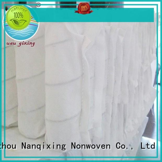 hot selling pp non woven fabric series for blankets Nanqixing