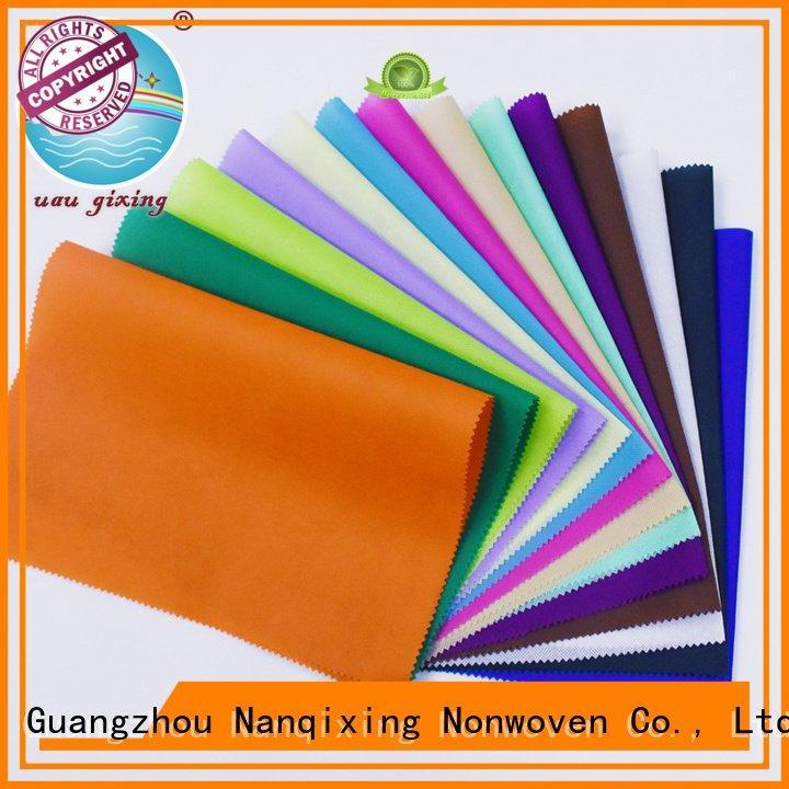 100 smsssmms spunbond woven Nanqixing Non Woven Material Wholesale