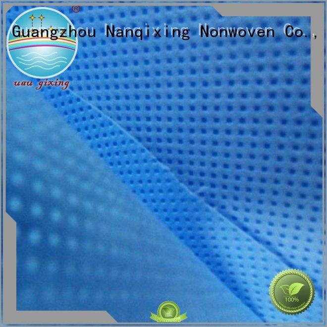 Non Woven Material Wholesale sale Nanqixing Brand Non Woven Material Suppliers