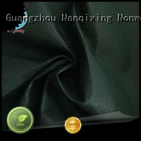 Hot Non Woven Material Wholesale various high calendered Nanqixing Brand