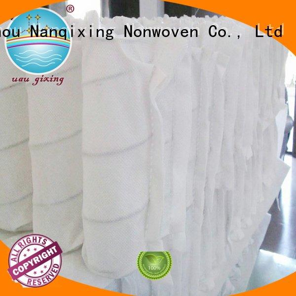 OEM pp spunbond nonwoven fabric upholstery box non woven fabric products