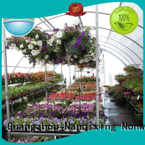 Custom greenhouse best weed control fabric control best price weed control fabric