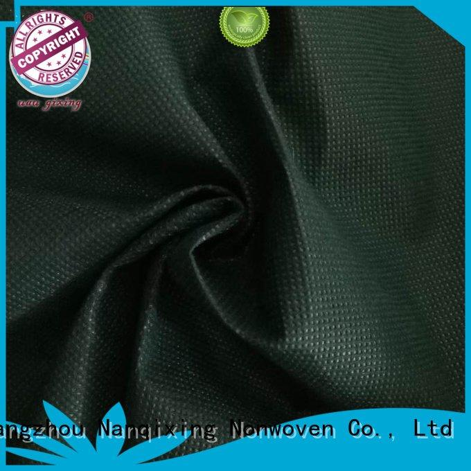 Nanqixing Brand various price Non Woven Material Wholesale printing calendered