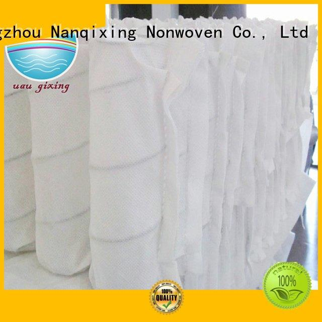 OEM non woven fabric products bedding spunbond furnishings pp spunbond nonwoven fabric