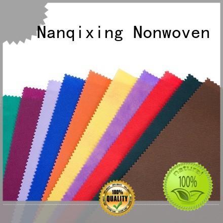 Nanqixing pp Non Woven Polypropylene Manufacturer customized for medical