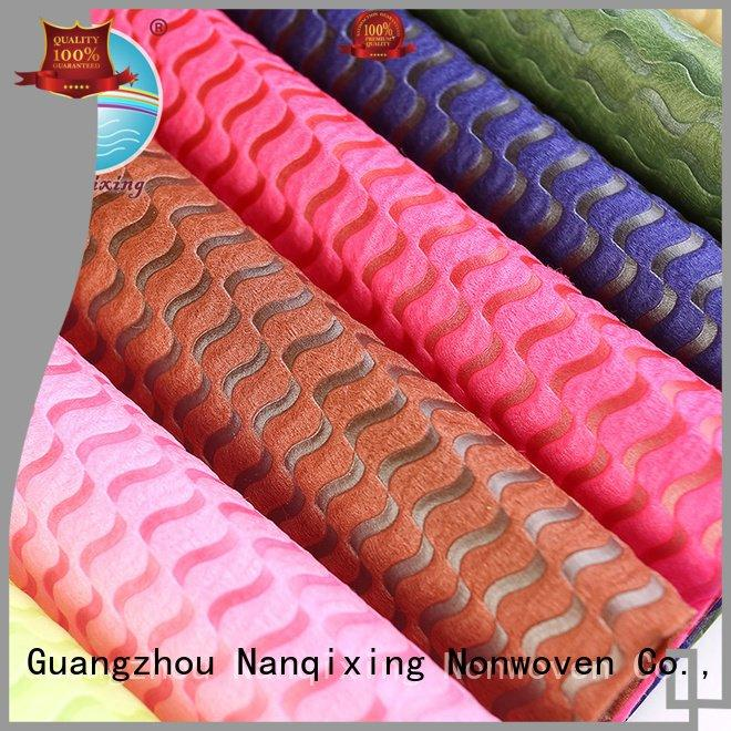 Non Woven Material Wholesale pp Non Woven Material Suppliers Nanqixing soft high