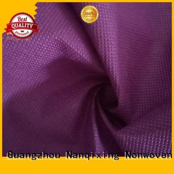 hygiene sale usage spunbond Nanqixing Non Woven Material Wholesale