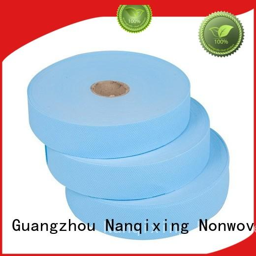 Nanqixing non woven fabric manufacturer in baddi wholesale for table cloth