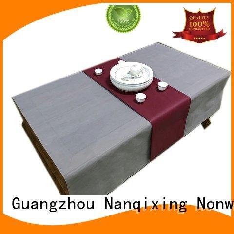 Nanqixing colours non woven fabric for sale nonwoven