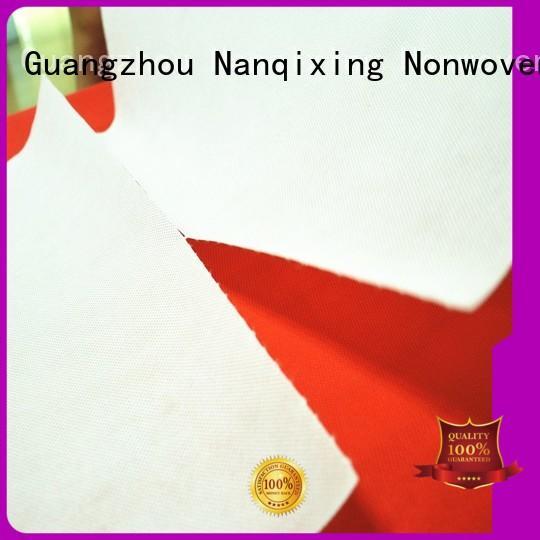 Non Woven Material Wholesale ecofriendly tensile good Warranty Nanqixing
