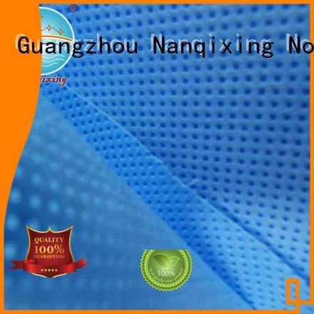 Nanqixing Brand smsssmms textile 100 Non Woven Material Suppliers soft
