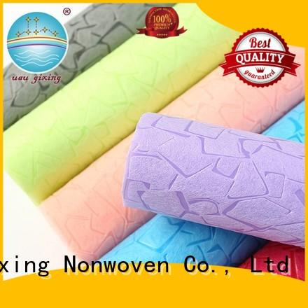fabric soft Nanqixing Brand Non Woven Material Wholesale factory