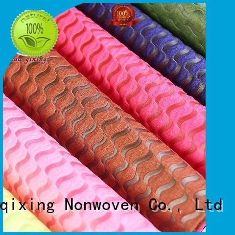 Nanqixing Brand smsssmms printing different custom Non Woven Material Wholesale