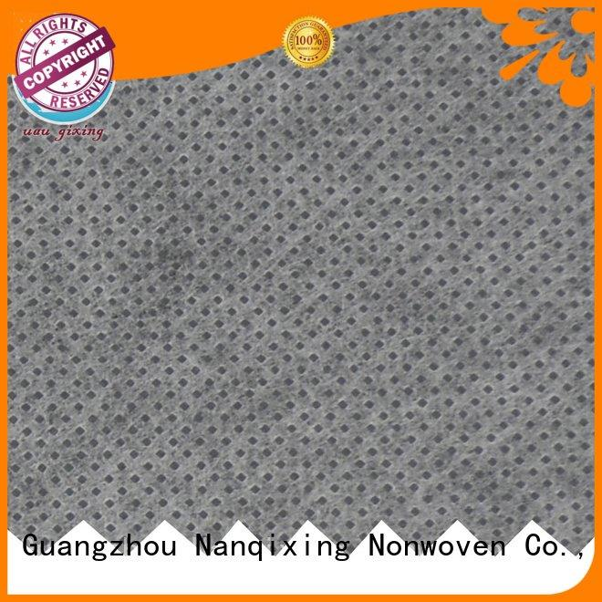 Nanqixing Brand direct price Non Woven Material Wholesale nonwoven sale